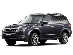Сбару Forester